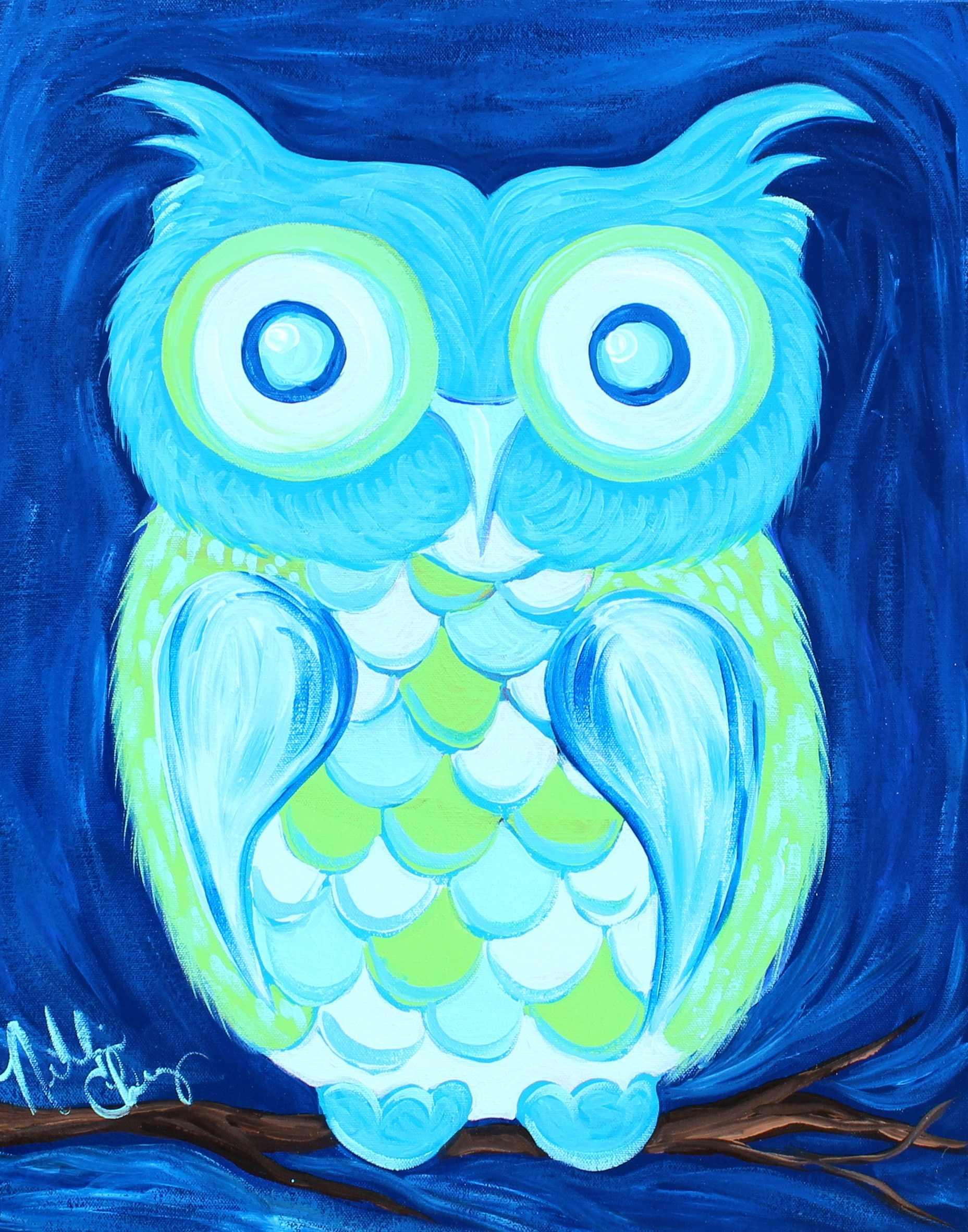 owlblue
