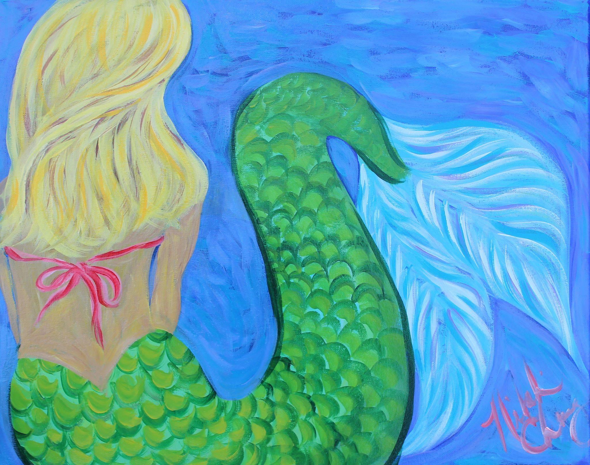 mermaidold