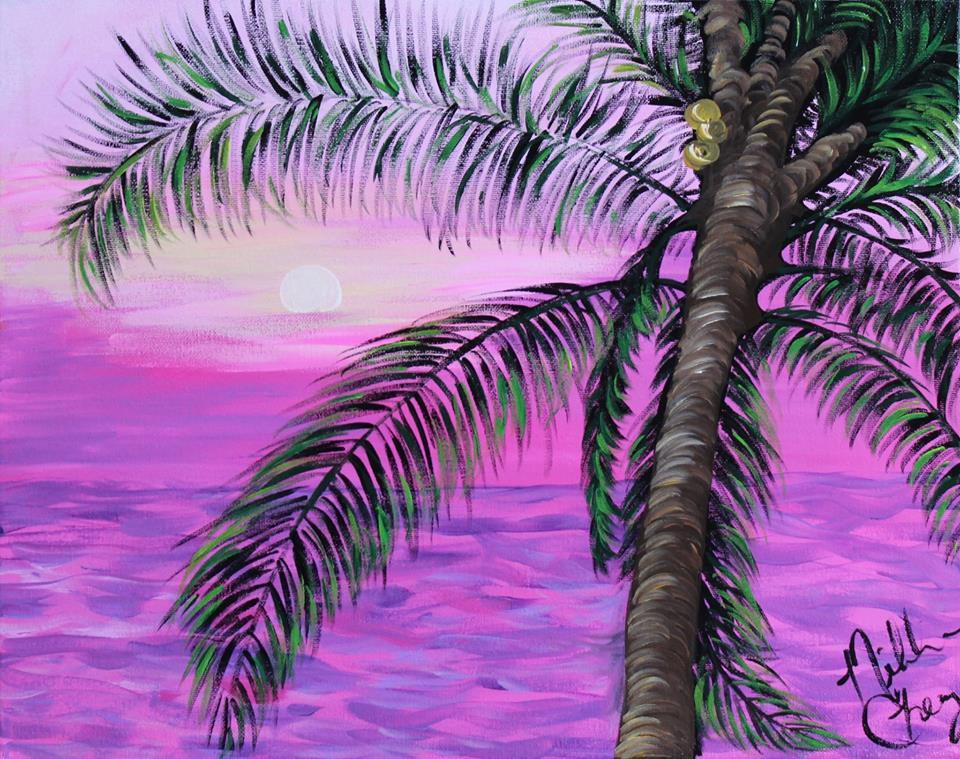 palmtreepink