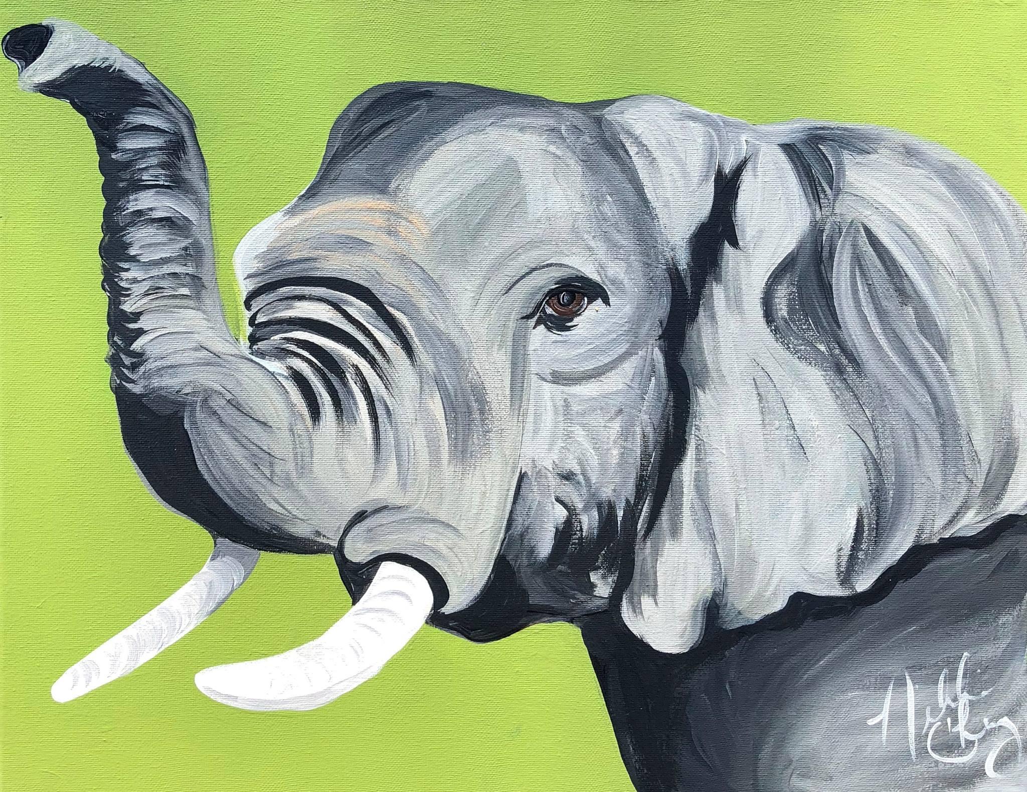 elephant2018